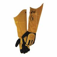 Caiman 1878 Long Weld Glove 21 Deer/pig-1