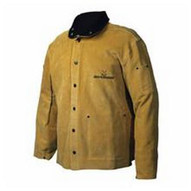 Caiman 3030-2X Boarhide 30 Coat Gold 2xl-1