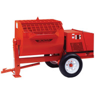 Crown 609561 S16SH 16 cu ft Hydraulic Mortar Mixer w/7.5HP 3 Phase Electric Engine-1