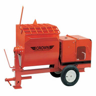 Crown 609784 4S-GH5 4 cu ft Mortar Mixer w/5.5HP Honda-1