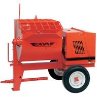 Crown 609903 10S-E2 10 cu ft Mortar Mixer w/2HP Electric-1