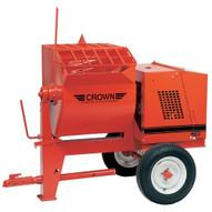 Crown 609923 8S-E1.5 8 cu ft Mortar Mixer w/1.5 HP Electric-1