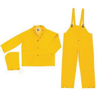 River City 2003S Classic- .35mm- Pvc/polyester- Suit- 3 Pc Yellow-1