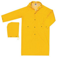River City 200CX2 Classic- .35mm- Pvc/polyester- 49 Coat- Yellow-1