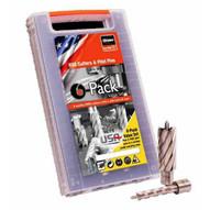 Jancy 63134999087 Slugger 6pc Cutter Set 1 Doc 716 916 1116 1316 1516 1-116-1