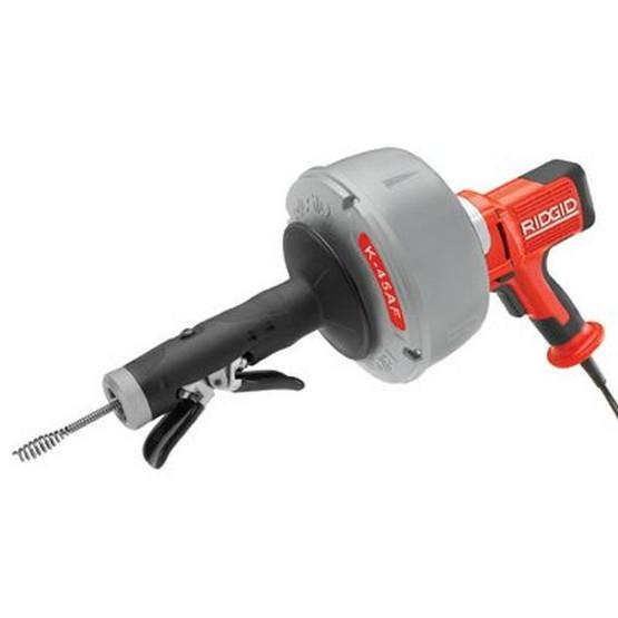 Ridgid 35473 K-45af Drain Cleaner - K-45 W/autofeed-1