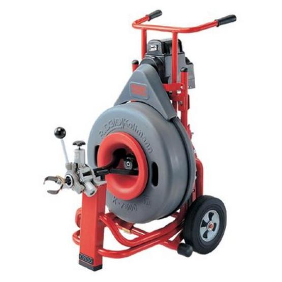 Ridgid 60052 K7500 Drain Cleaner W/c--1