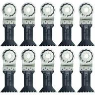 Fein 63502152290 Starlock Plus E-cut Universal 152 1-34 X By 2-38 Inch Oscillating Saw Blade 10 Each-0
