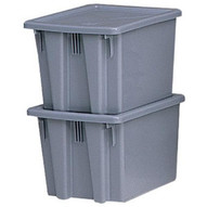 Rubbermaid Commercial 1730-GRAY Palletote Lid - Grayf 1731 & 17-1
