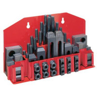Jet 660012 Ck-12 58-piece Clamping Kit With Tray For T-slot-1