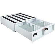 Jobox 668980 Steel 4 Drawer Storall 48x48x13-1
