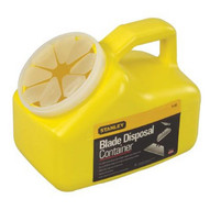 Stanley 11-080 Blade Disposal Container-1