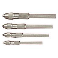 L.S. Starrett 50600 162b Pin Vise .030-.062 (6 EA)-1