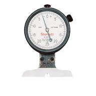 L.S. Starrett 52714 643jz Dial Depth Gage W -1