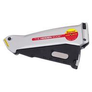 L.S. Starrett 67584 S011 Utility Knife W Hidden Edge-1