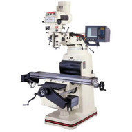 Jet 690948 Jtm-4vs Mill With 3-axis Acu-rite G-2 Millpwr Cnc-1
