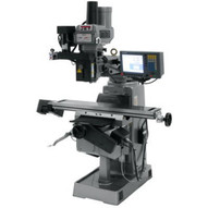 Jet 690949 Jtm-4vs Mill With 3-axis Acu-rite G-2 Millpwr Cnc With Air Powered Draw Bar-1