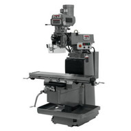 Jet 691942 Jtm-1254vs With 3-axis Acu-rite G-2 Millpower Cnc With Air Power Drawbar-1
