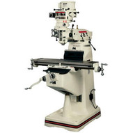 Jet 692197 Jtm-2 Mill With 3-axis Newall Dp500 Dro (quill)-1