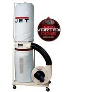 Jet 710701K Dc-1200vx-bk1 Dust Collector 2hp 1ph 230v 30-micron Bag Filter Kit-3
