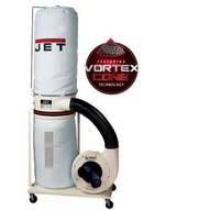 Jet 710703K Dc-1200vx-bk3 Dust Collector 2hp 3ph 230 460v 30-micron Bag Filter Kit-1
