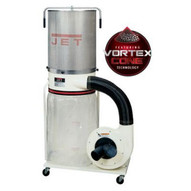 Jet 710704K Dc-1200vx-ck3 Dust Collector 2hp 3ph 230 460v 2-micron Canister Kit-1