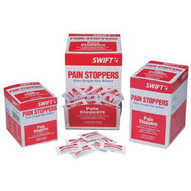Swift First Aid 163250 Pain Stoppers Extra Strength 250 bx-1