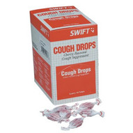 Swift First Aid 210100 Cherry Cough Drops 100 bx-1