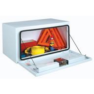 Jobox 735980 36 X 18 X 18 WHITE STEEL UNDERBED BOX-1