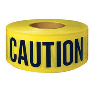 Intertape Polymer Group 600CC-300 Ut-600cc 3x300' Cautiontape Black yello-1