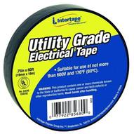 Intertape Polymer Group Ut-602 3 4x60' 7-mil Electrical Tape Black--1
