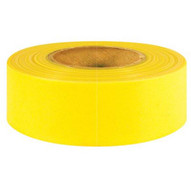 Intertape Polymer Group 6889 800-yg 1-3 16x 50yd Yellow Glow Flagging Ribbon-1
