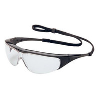 Uvex 11150350 8200 Millennia Clear Lens Black Frame (10 EA)-1
