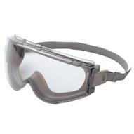 S3960CI Uvex Stealth Goggle Fabric Headband Gray gray F-1
