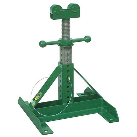Sumner 780941 No. 60 Screw-Type Telescoping Reel Jack for 26 to 56 Diameter Reels Height 13-27-1