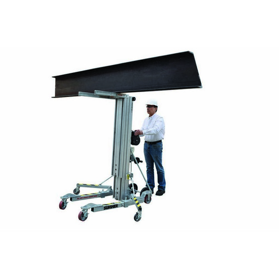 Sumner 2615 15 Foot Material Lift (Heavy Duty) 1100 LB Capacity-8
