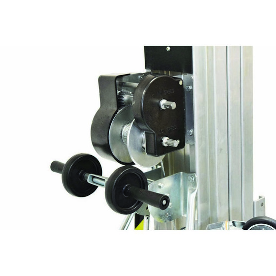 Sumner 2615 15 Foot Material Lift (Heavy Duty) 1100 LB Capacity-5