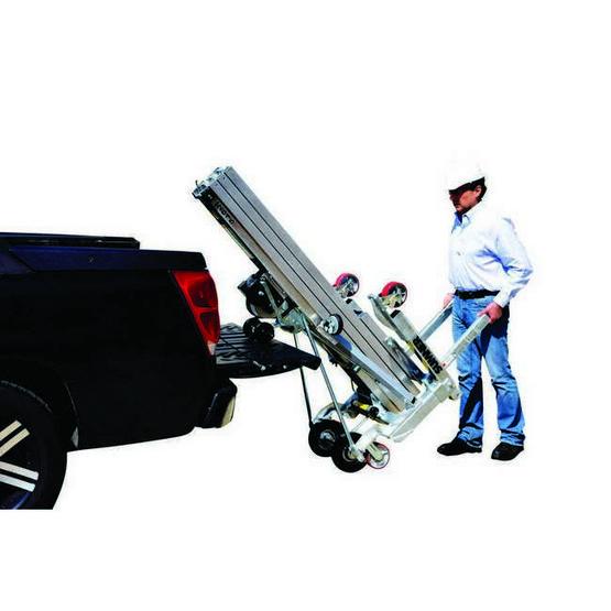 Sumner 2615 15 Foot Material Lift (Heavy Duty) 1100 LB Capacity-4
