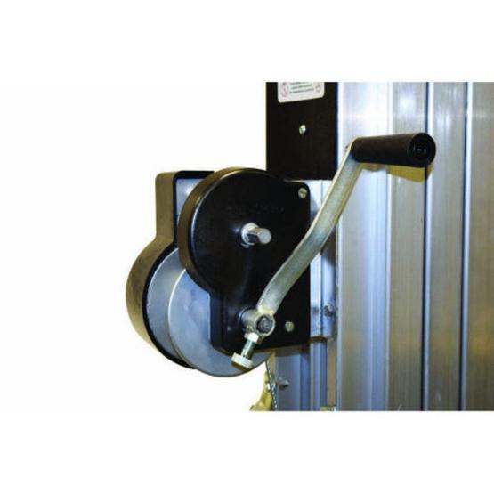 Sumner 2615 15 Foot Material Lift (Heavy Duty) 1100 LB Capacity-9