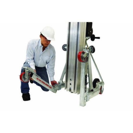 Sumner 2615 15 Foot Material Lift (Heavy Duty) 1100 LB Capacity-6