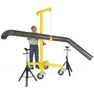 Sumner 783900 Fab-Mate 1000 lb (450 Kg) 7 foot (2.1 m) Lifting Capacity-2