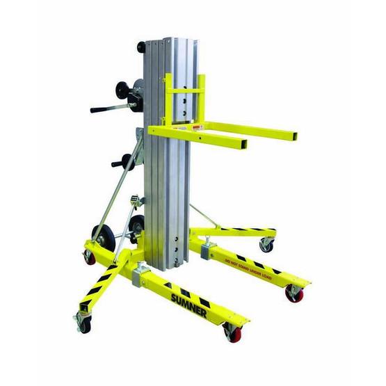 Sumner 2016S 16 Foot SHORT STACK Material Lift 800 LB Capacity (PERFECT FOR VANS)-2