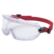 North Eye & Face Protection 11250800 V-maxx Direct Vent Clearfog-ban Pc Lens (10 EA)-1