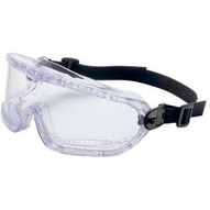 North Eye & Face Protection 11250810 V-maxx Indirect Vent Clear Fog Ban Lens-1