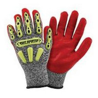 West Chester 713SNTPRG XL R2 Flx Knuckle Protection Gloves-1