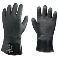 Best� Glove 6781R-10 Disp Lly Coated Neoprene- 12 Gauntlet Dz3-1