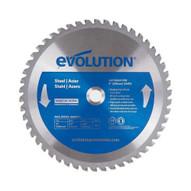 Evolution 8BLADEMS 8 X 50T X 58 For Cutting Steel (FITS MILWAUKEE 6370-2021 METAL SAW)-1