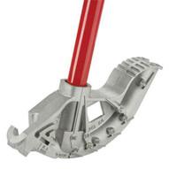 Gardner Bender 960H Big Ben Aluminum Hand Bender Whandle Bends 12 Emt Conduit 3.69 Bend Radius 1.34lbs Red 34 X 38 Handle 1pk-1