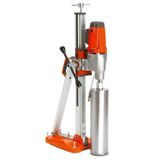 Husqvarna DMS 240 Coring Rig with 10 Diameter Capacity-2