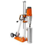 Husqvarna DMS 240 Coring Rig with 10 Diameter Capacity w Vacuum Pump-1